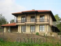 House with magnificent view 25 km from Varna front