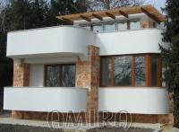 Luxury villa 100 m from the beach front