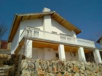 Villa with pool and sea view in Balchik front 1