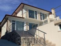 First line sea view villa in Balchik front
