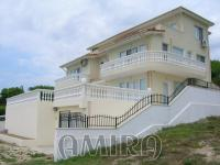 Huge sea view villa in Bulgaria front