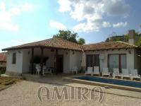 Furnished house 18 km from Varna with magnificent panorama front