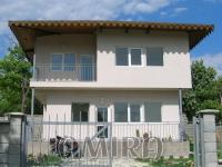 Newly built 3 bedroom house in Bulgaria front