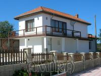 Furnished sea view villa near Albena, Bulgaria front
