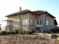Bulgarian house with big plot