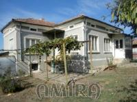 House near Dobrich Bulgaria