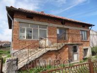 House in a big Bulgarian village