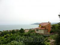 House in Balchik with magnificent sea view