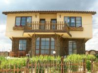 New sea view house 6 km from the beach