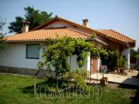 Furnished house in a big Bulgarian village