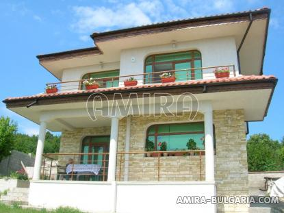 Furnished sea view villa in Balchik front 2