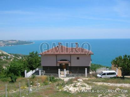 Unique sea view villa in Balchik back 2