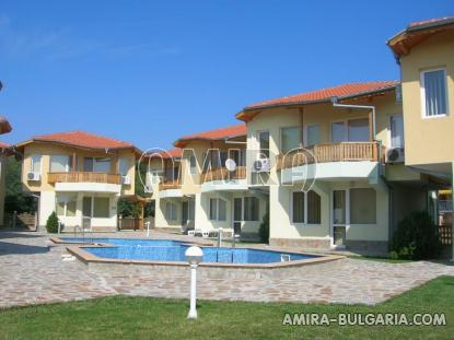 Furnished sea view villa 300 m from the beach front 1