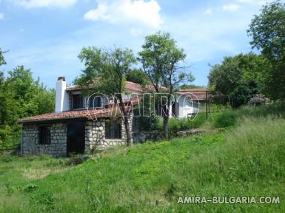 Authentic Bulgarian style house with big plot front