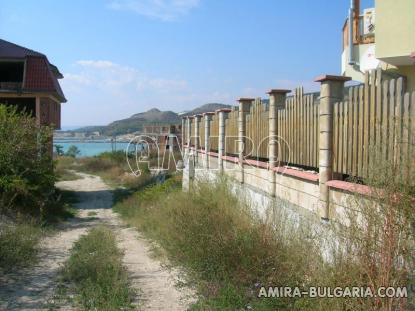 Furnished sea view villa 300 m from the beach path to the beach