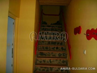 Renovated house 25 km from Varna staircase