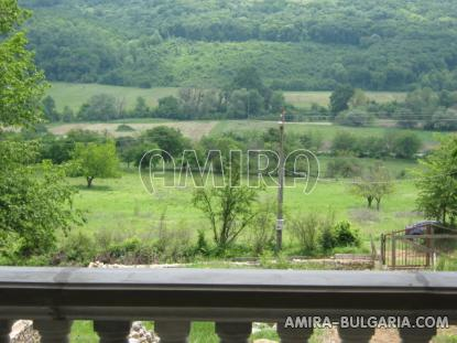 New house in the forest near Albena view