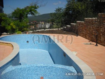 Furnished sea view apartments in Kranevo pool 2