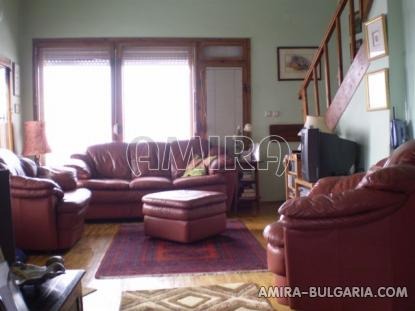 Furnished house 10km from Varna living room