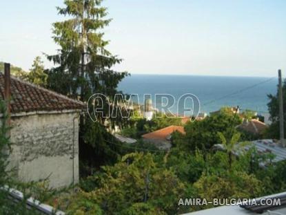 Semi-detached sea view house in Balchik sea view