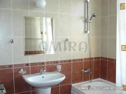 Furnished semi-detached bulgarian house 4 km from the beach bathroom