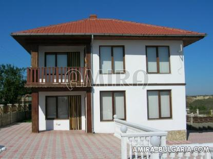 Furnished house with pool and sea view Albena, Bulgaria front 2