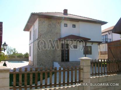 Furnished house with pool and sea view Albena, Bulgaria back 2