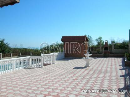 Furnished house with pool and sea view Albena, Bulgaria garden 3