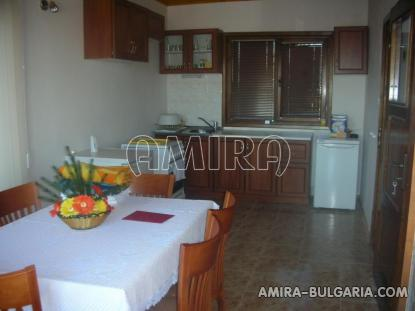 Furnished house with pool and sea view Albena, Bulgaria kitchen