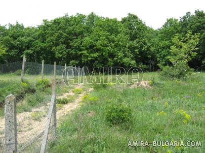 New house in the forest near Albena plot