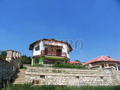New house with magnificent panorama near Albena, Bulgaria front 1