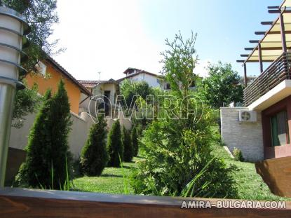 Furnished sea view villa in Bulgaria garden