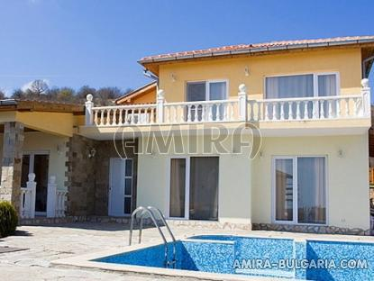 Furnished sea view villa in Balchik front 3