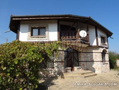 Authentic Bulgarian style house