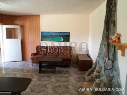 Renovated house 25 km from Varna fireplace
