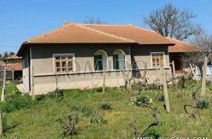 New house with magnificent panorama near Albena, Bulgaria fence 2