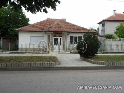 Bulgarian town house with bar road access