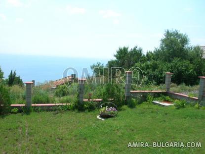 Furnished sea view villa in Balchik garden