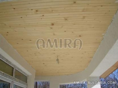 New house in the forest near Albena terrace