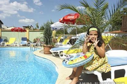 Family hotel in Kranevo pool 2
