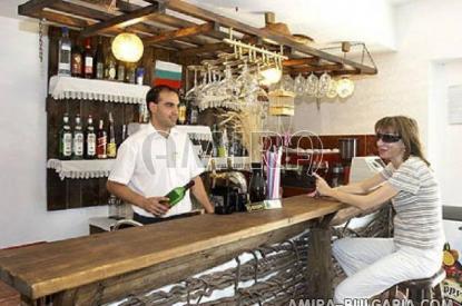 Family hotel in Kranevo bar