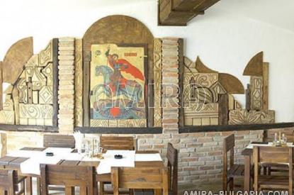 Family hotel in Kranevo restaurant