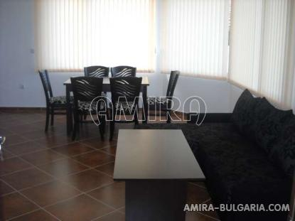 Furnished sea view apartments in Kranevo living room 2