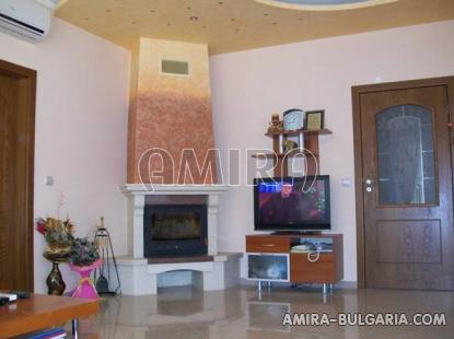 Family hotel in Varna Bulgaria fireplace