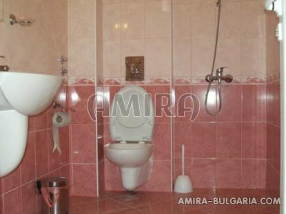 Family hotel in Varna Bulgaria bathroom