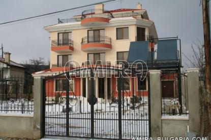 Family hotel in Varna Bulgaria in winter