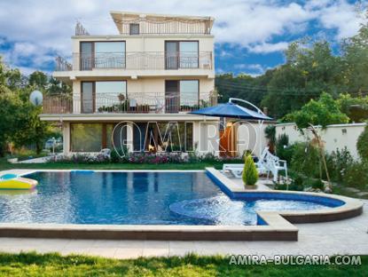Family hotel in Varna Bulgaria front