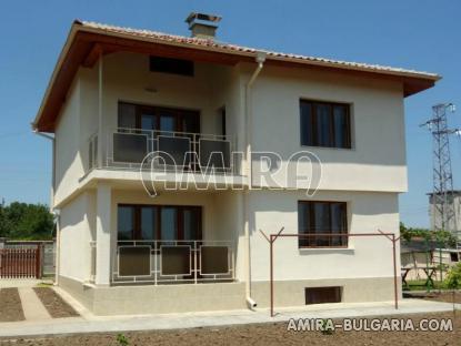Bulgarian house near a lake