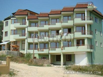 Family hotel in Byala Bulgaria front
