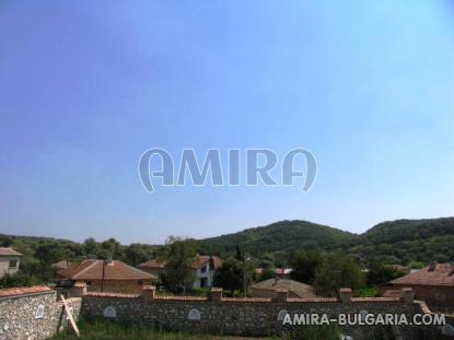 New house with magnificent panorama near Albena, Bulgaria view